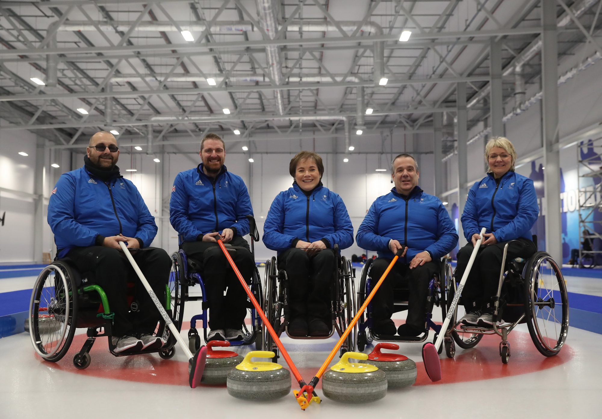 Image from the paralympics