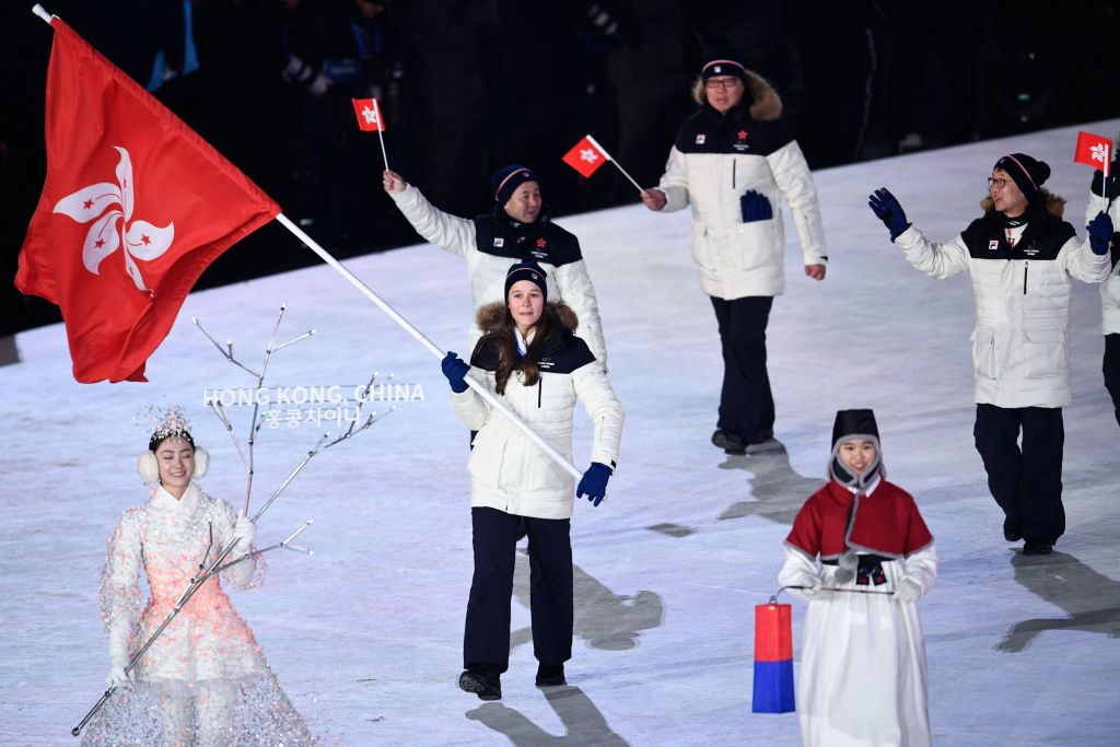 Picture of Arabella Ng Olympics