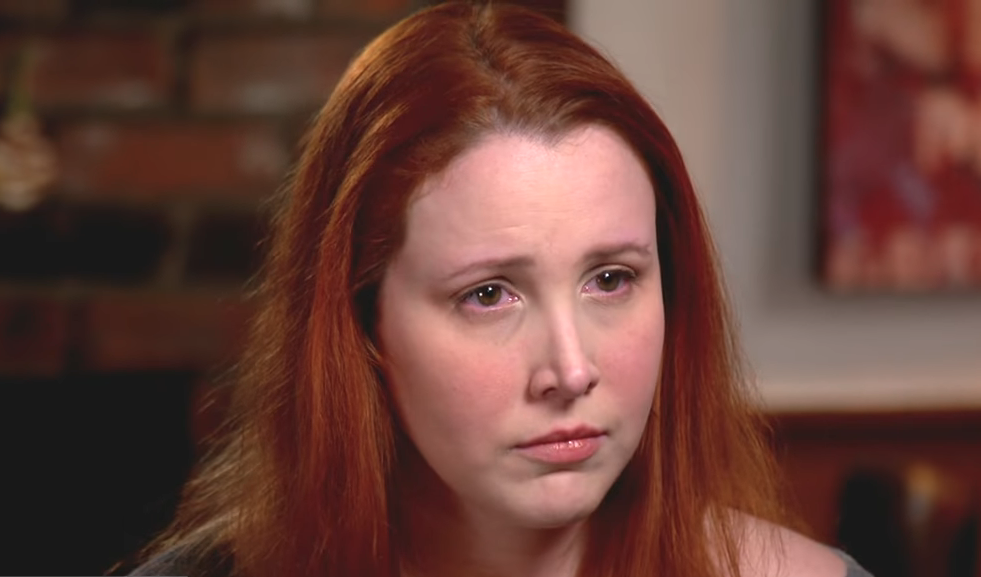 Dylan Farrow in a 2018 interview with CBS