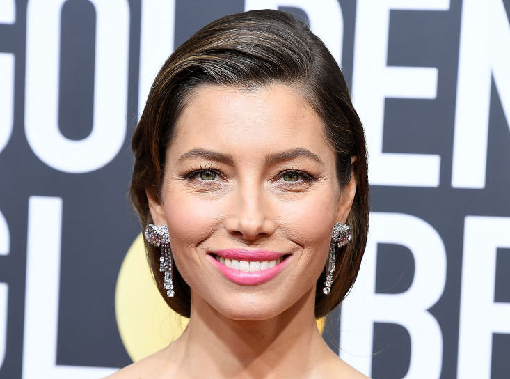 Picture of Jessica Biel Hair