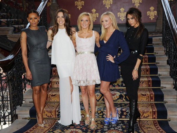 Picture of Victoria Beckham Spice Girls