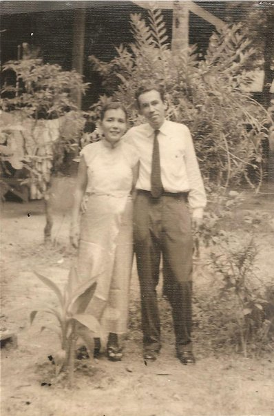 Left to right: Elsie Koop, John C. Koop