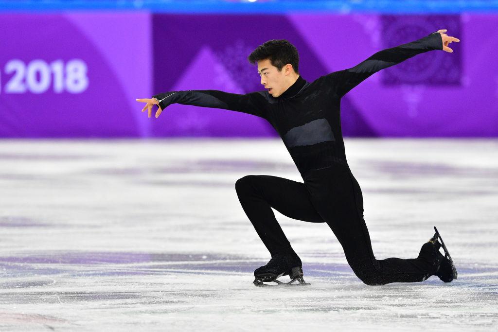 nathan chen olympics