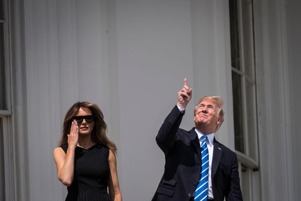 Solar eclipse eye damage