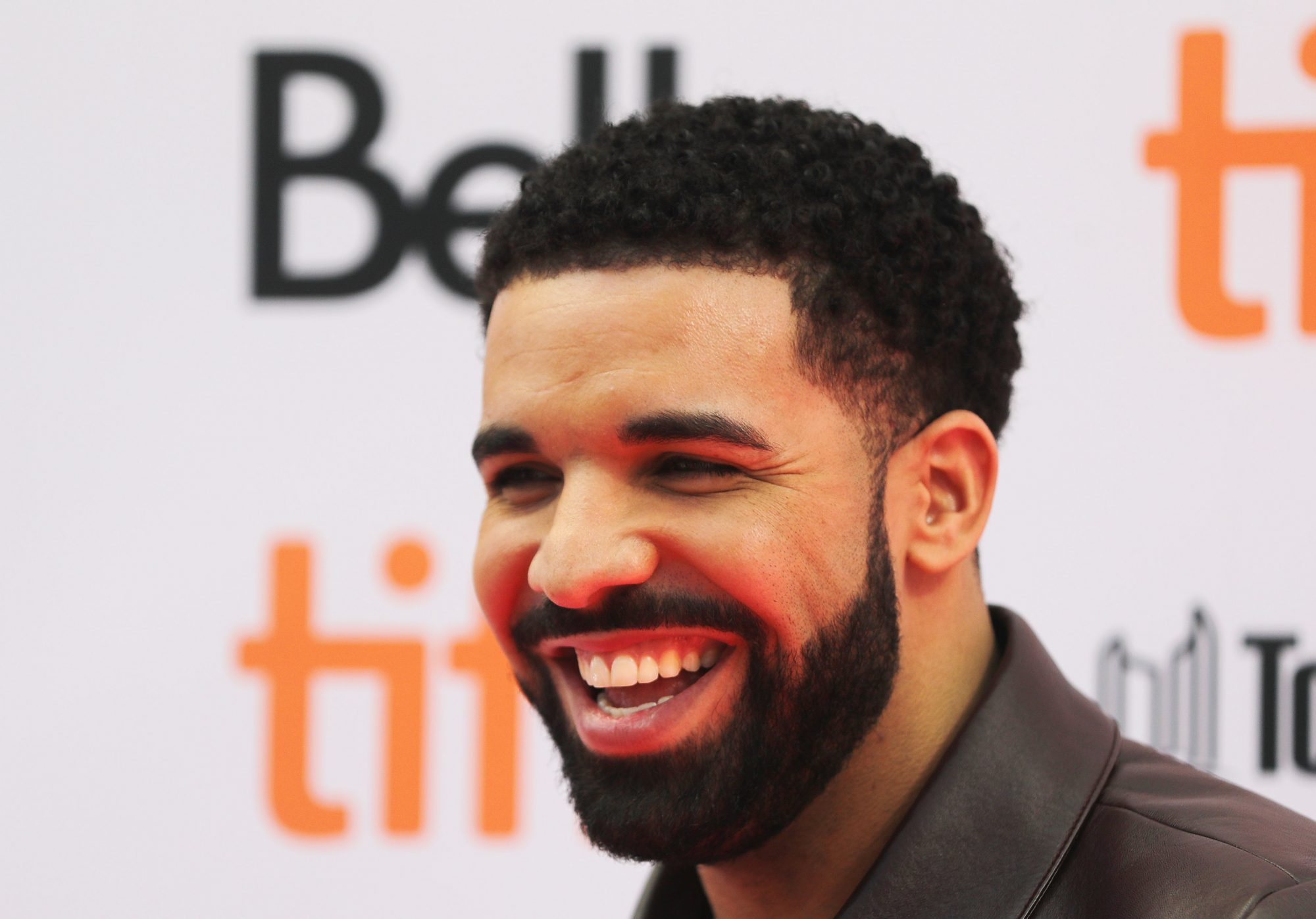 "Photo of Drake on the Red Carpet at ""The Carter Effect"" Premiere"