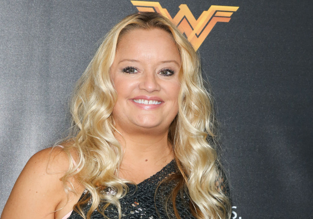 Picture of Lucy Davis Sabrina