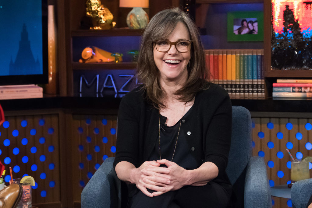 Picture of Sally Field Adam Rippon