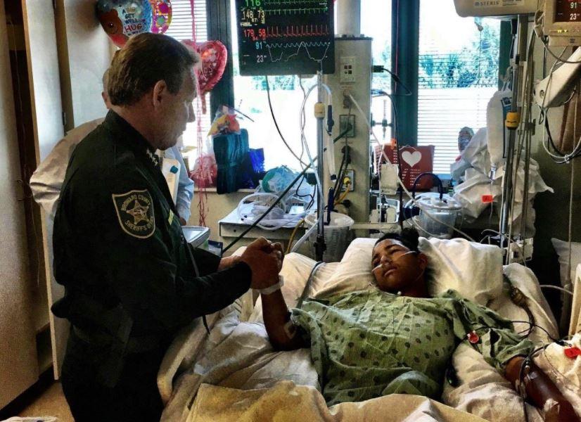 Florida shooting victim Anthony Borges