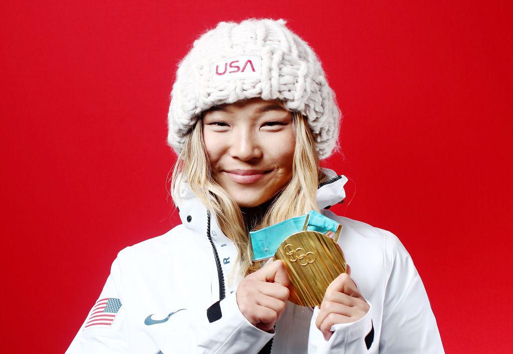 Chloe Kim will be on a Corn Flakes box