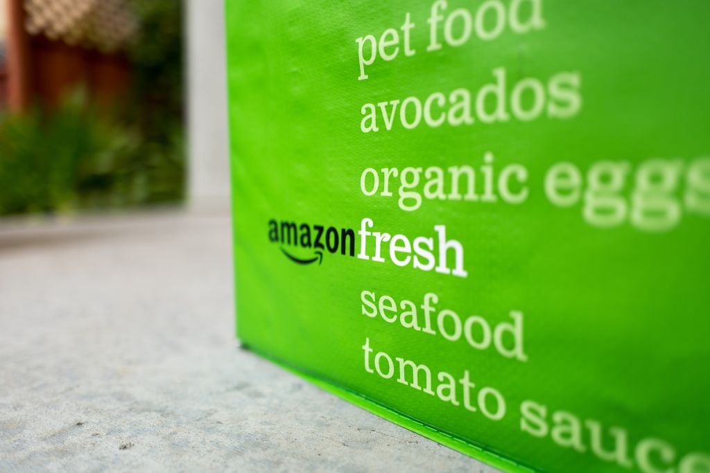 What does Amazon mean for the future of grocery shopping