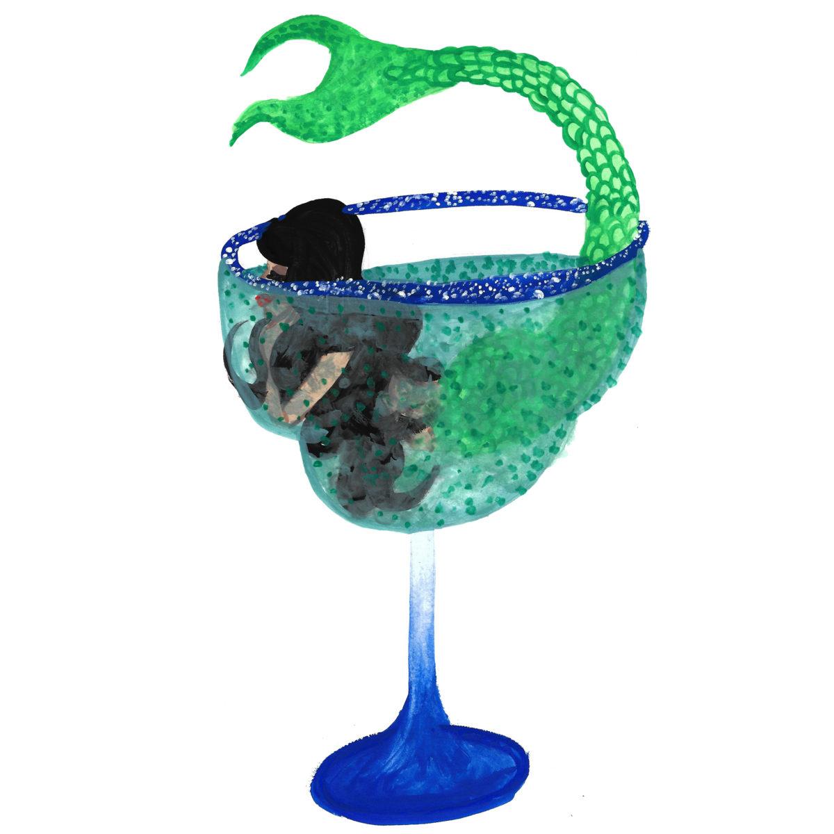 margarita mermaid