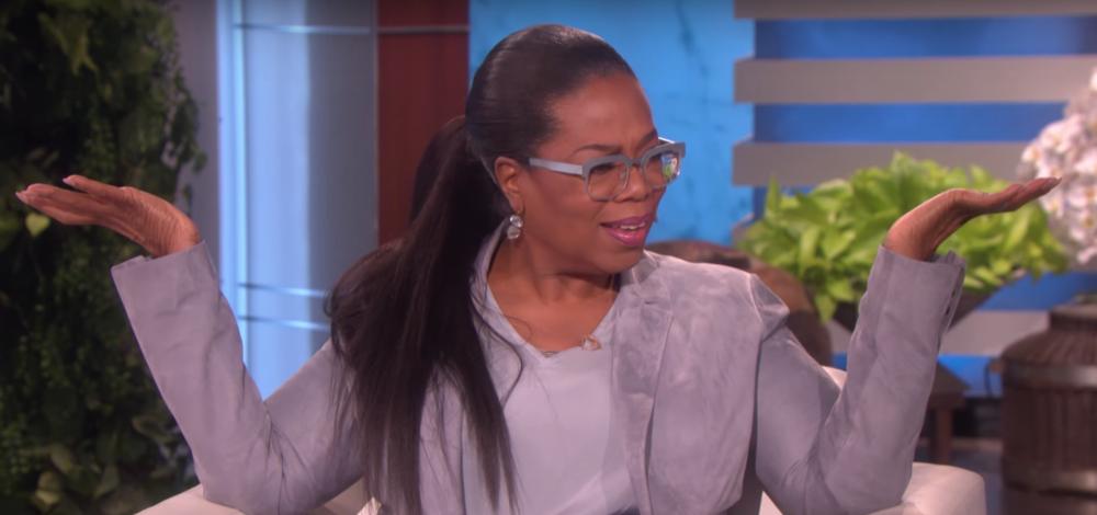 Oprah Winfrey Donald Trump