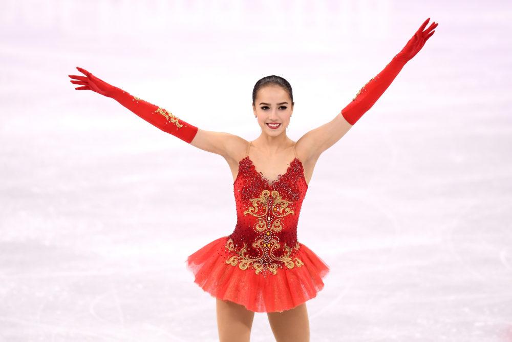 Image of Alina Zagitova