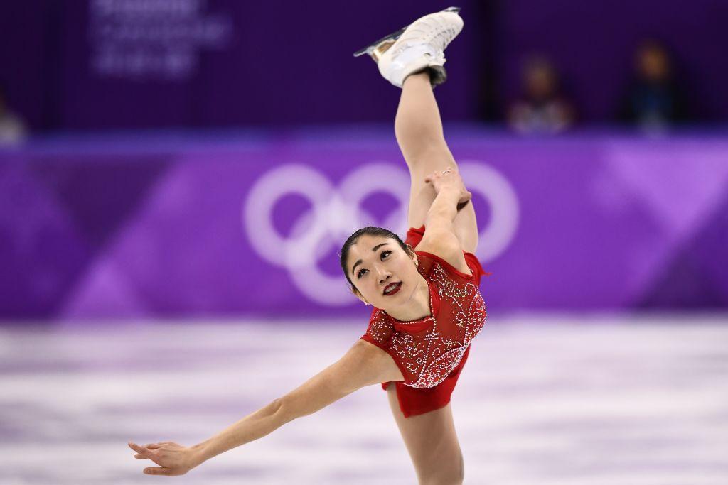 USA's Mirai Nagasu
