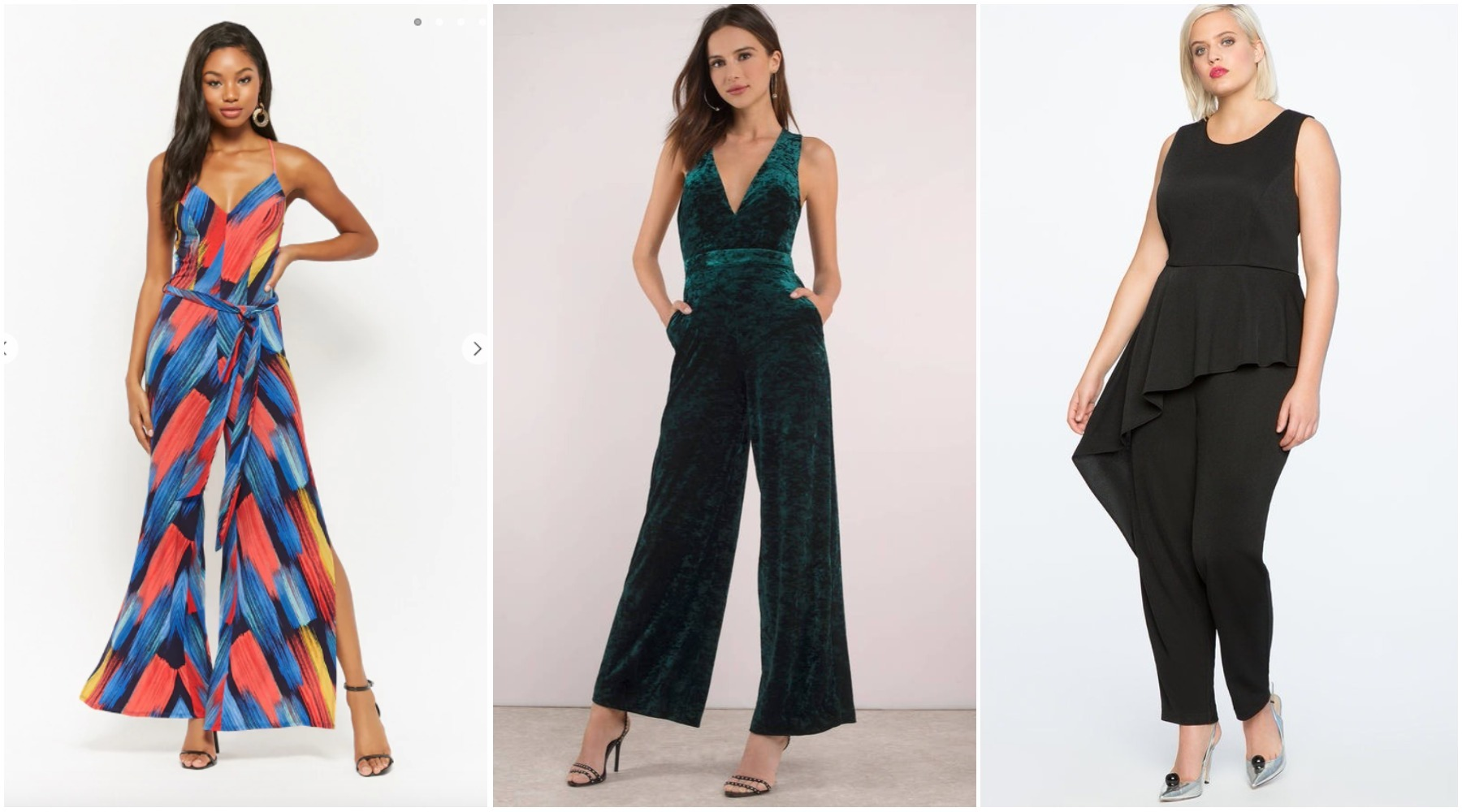 Picture of Wedding Jumpsuits