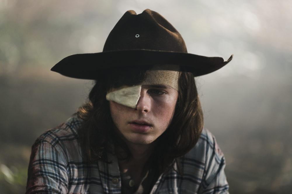 Walking Dead Carl Chandler Riggs