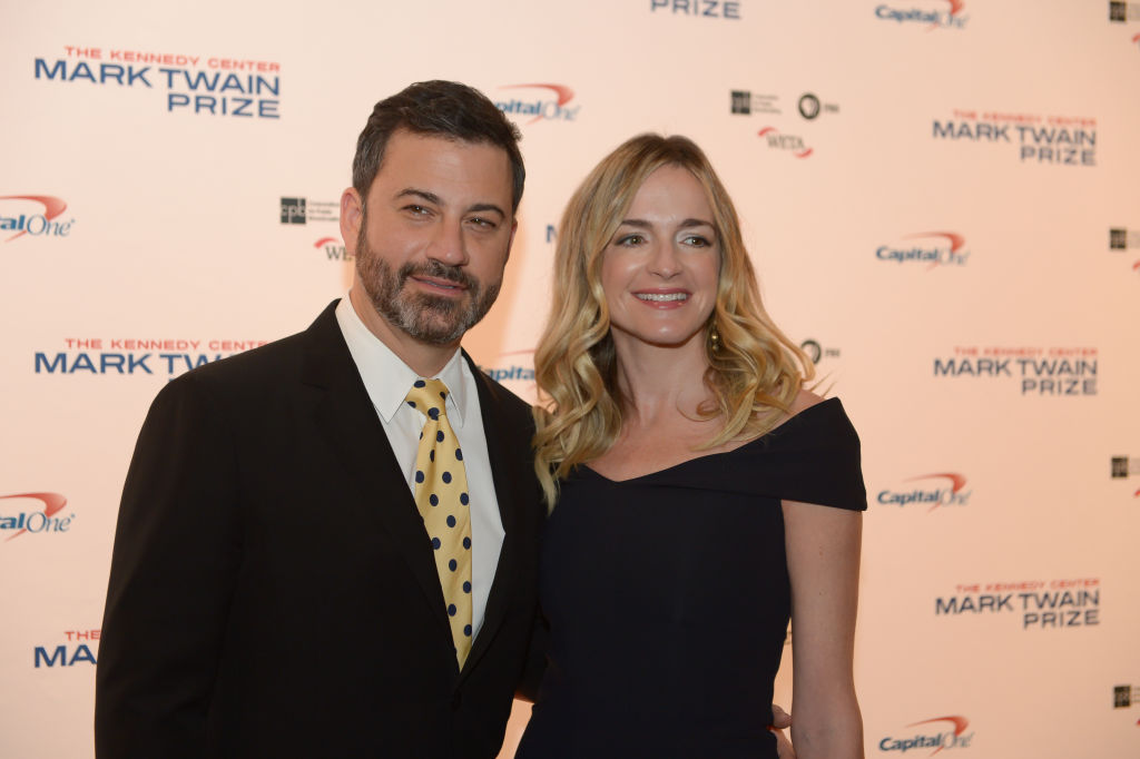 jimmy kimmel wife
