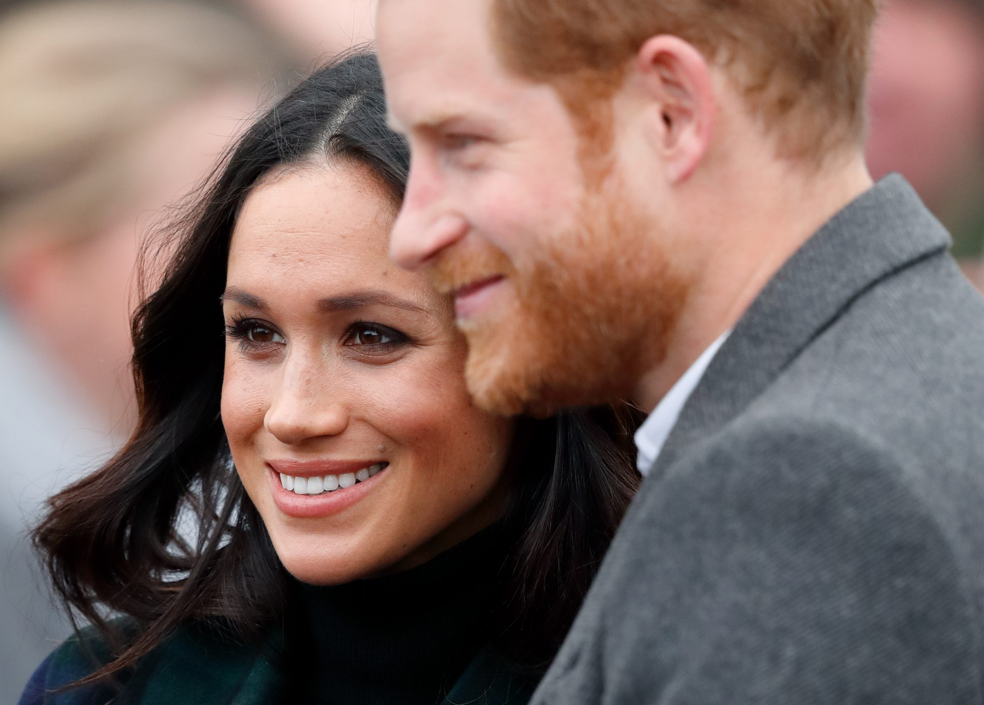 Photo of Royal Wedding Couple Meghan Markle and Prince Harry