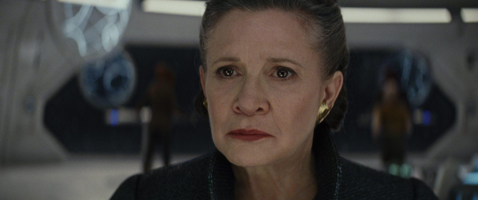 Picture of The Last Jedi Deleted Scene