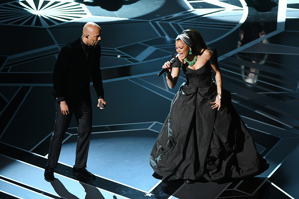 Common and Andra Day, Oscars