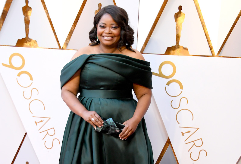 Octavia Spencer, 2018 Oscars