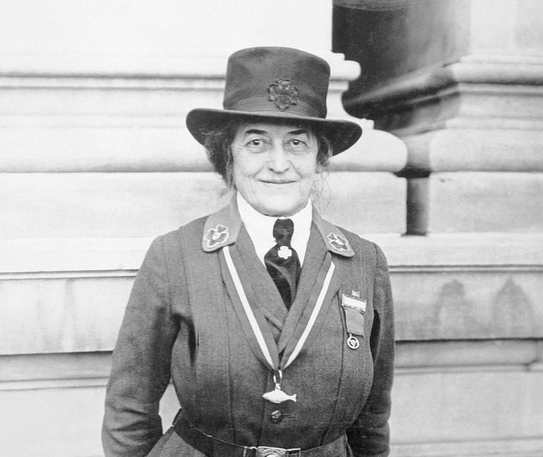 Juliette Gordon Low, Girl Scouts
