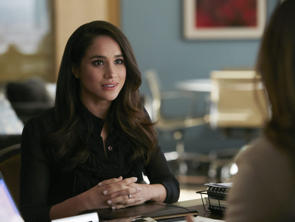 Suits Meaghan Markle