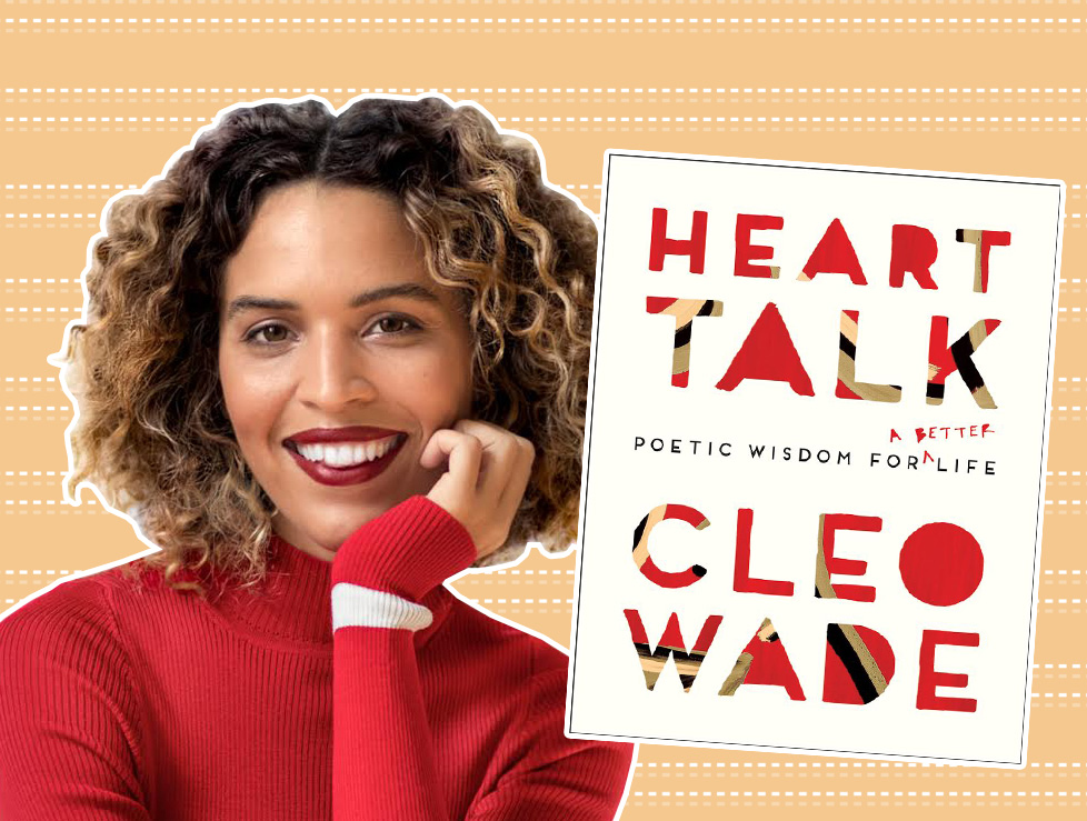 Picture of Cleo Wade Interview Heart Talk