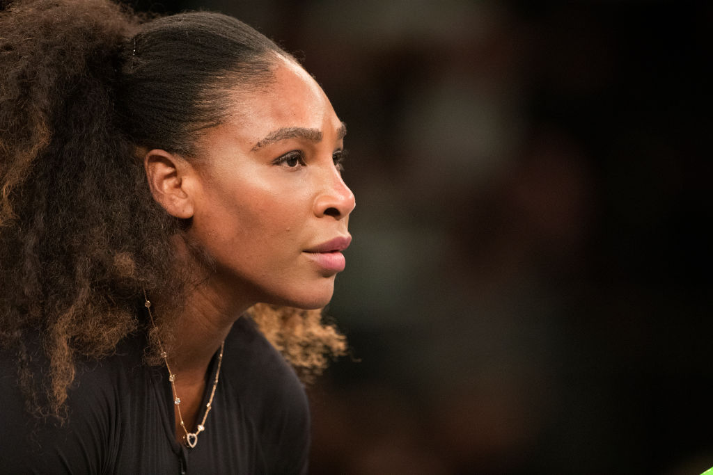 Serena Williams on American health care system