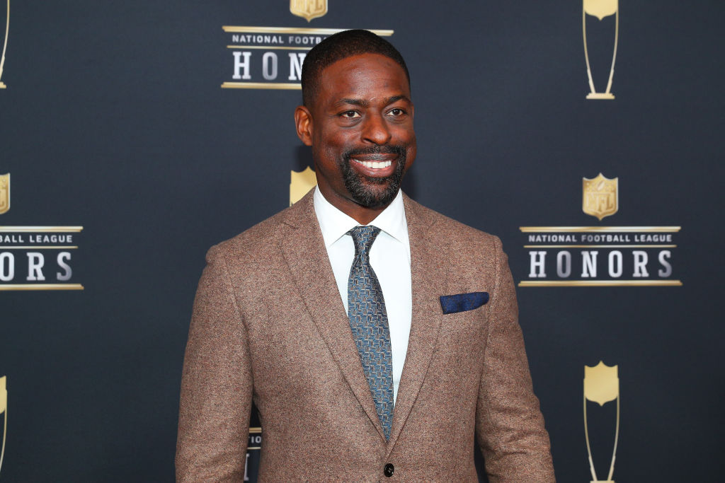 Picture of What is Sterling K. Brown's Middle Name