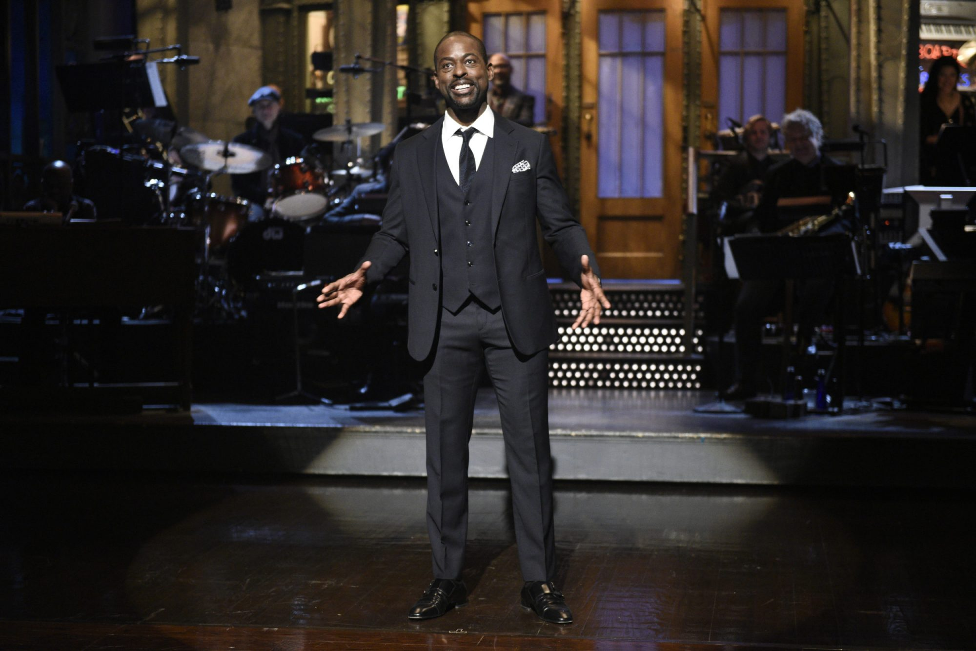 Photo of Sterling K. Brown as Host of Saturday Night Live