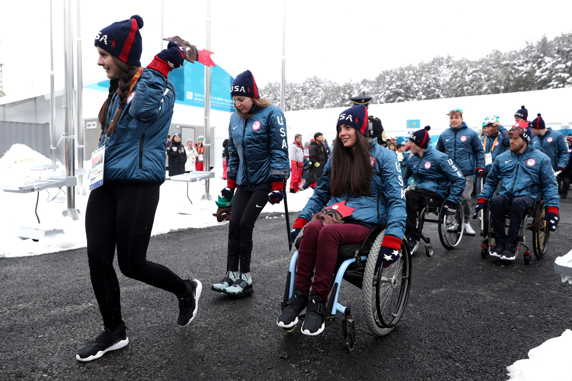 Image of Paralympics