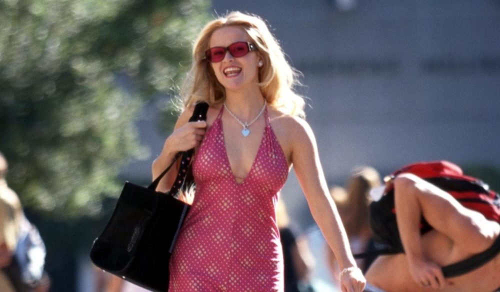 Legally Blonde Reese Witherspoon