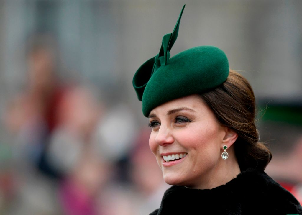 Picture of Kate Middleton St. Patrick's Day