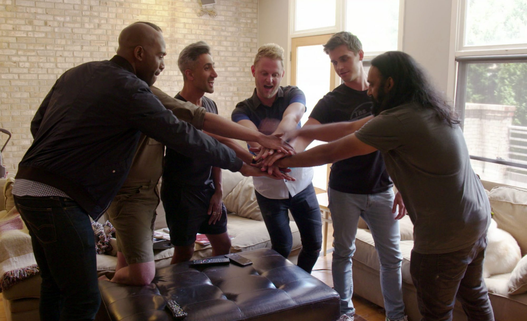 Photo of Queer Eye Cast