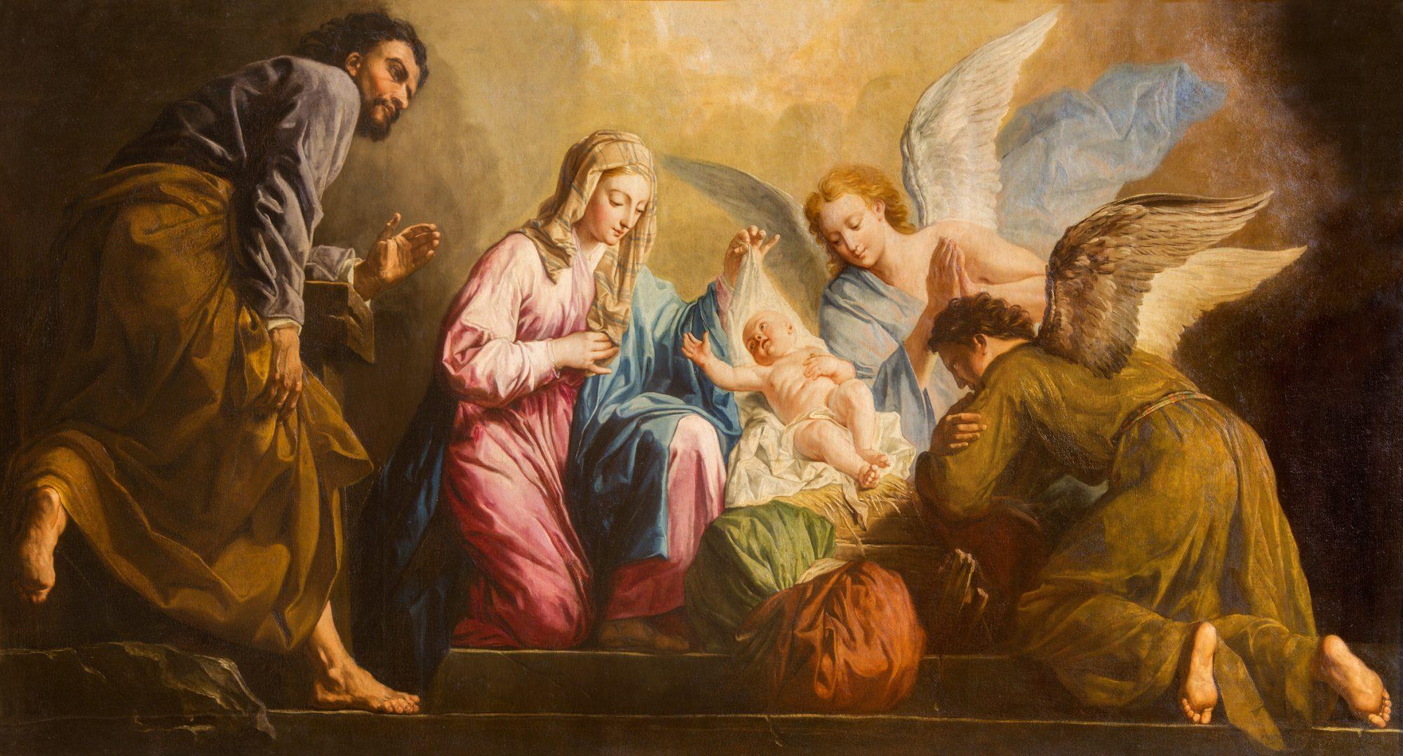 Who was St. Joseph?