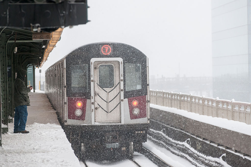 Picture of MTA Weather Conditions