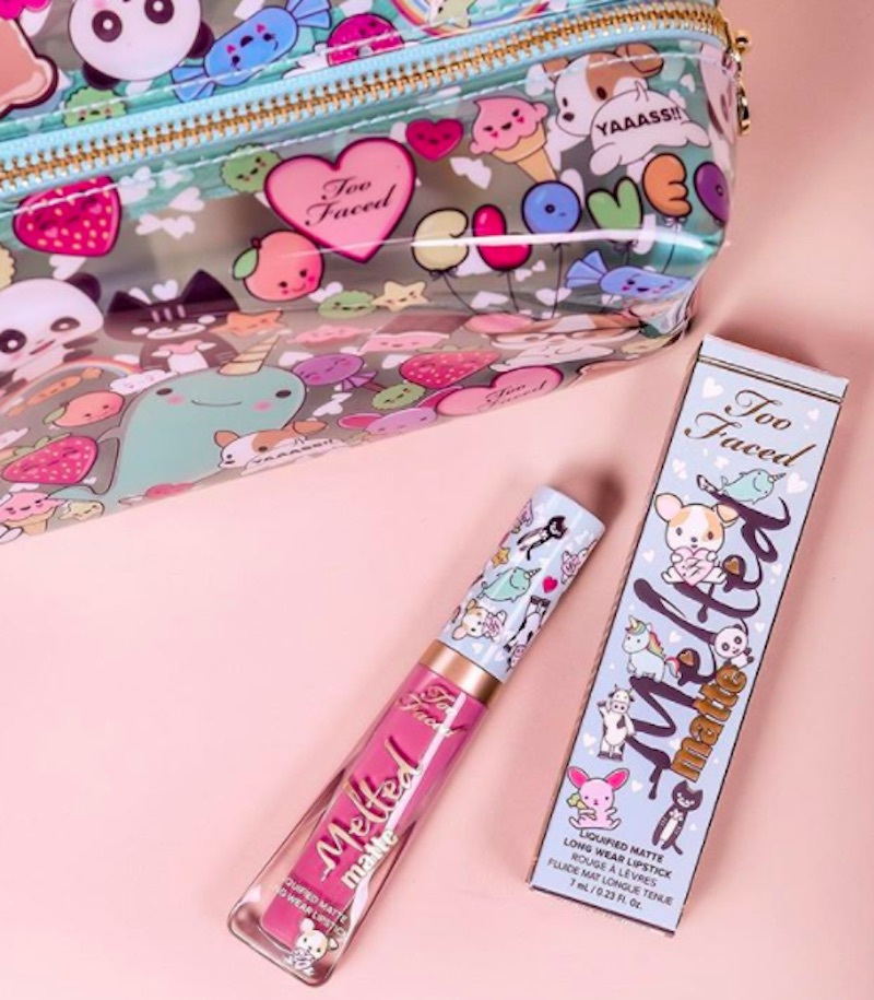 Too Faced Clover Extension Makeup Collection