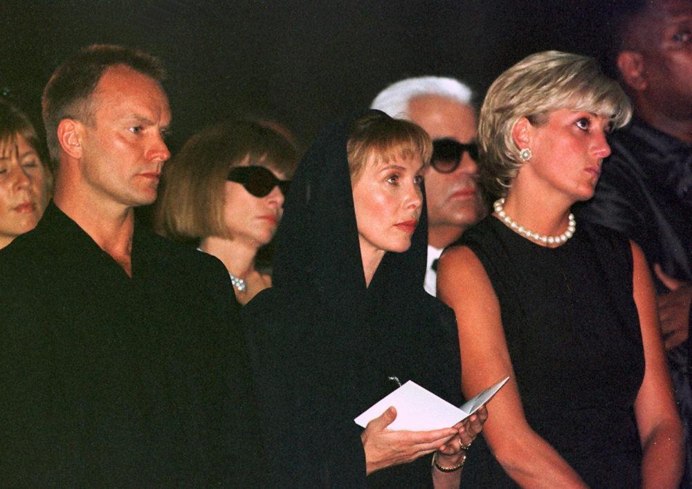 Princess Diana Gianni Versace