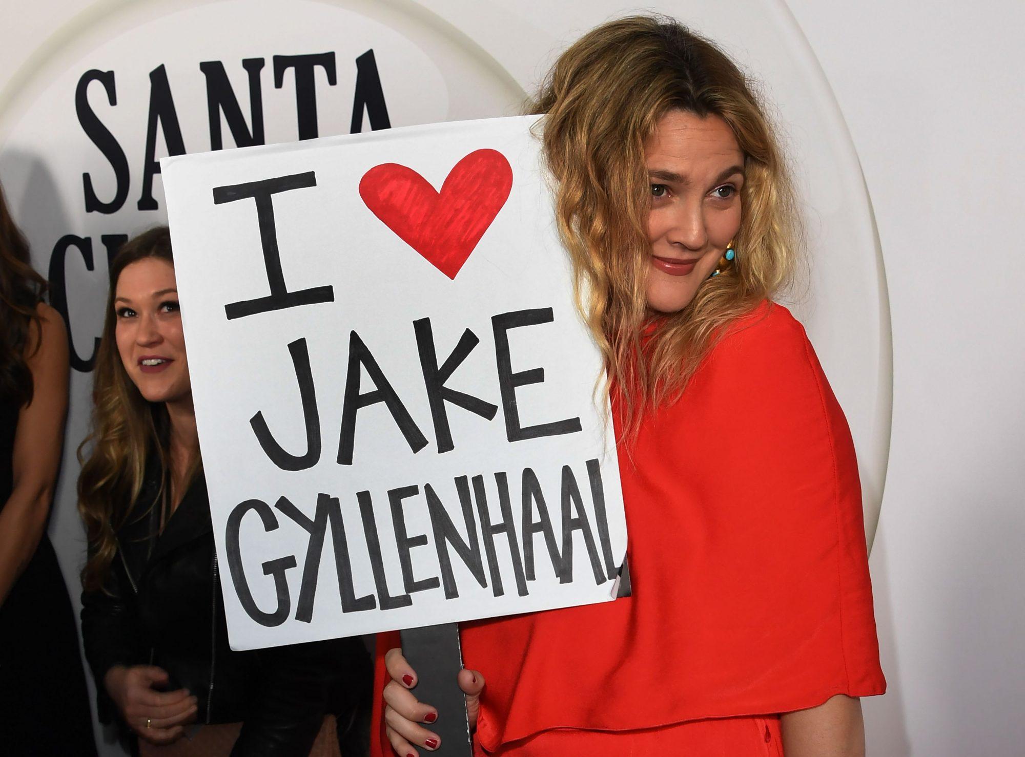 Drew Barrymore Jake Gyllenhaal