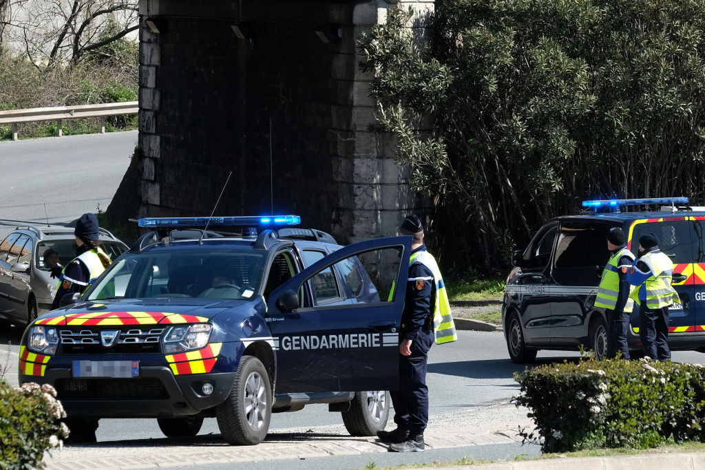 Picture of France Hostage Situation