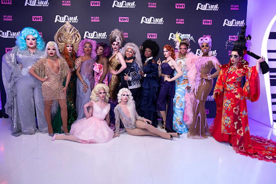 RuPaul's Drag Race Season 10 queens