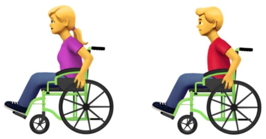 Photo of Emojis For People With Disabilities