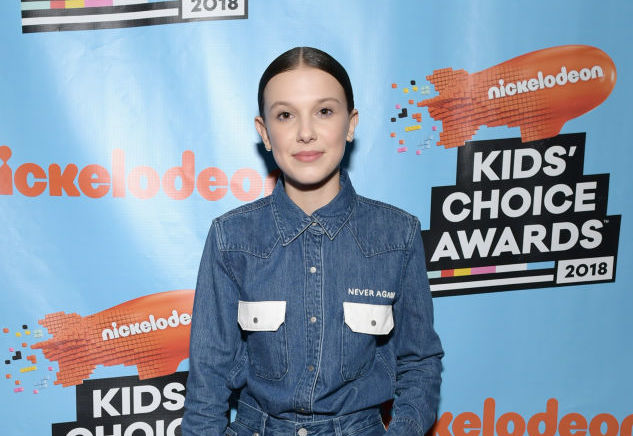 Picture of Millie Bobby Brown March For Our Lives