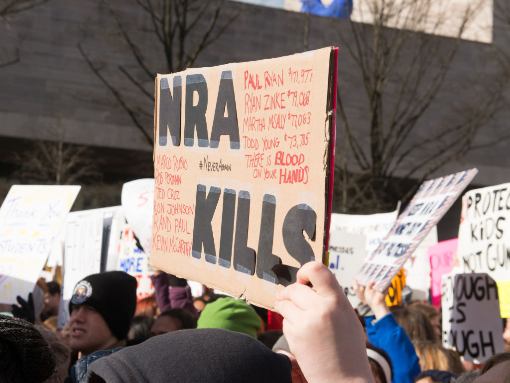 Picture of NRA March For Our Lives