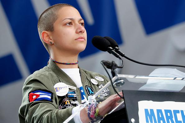 Congressman Steve King mocks Emma Gonzalez's Cuban heritage