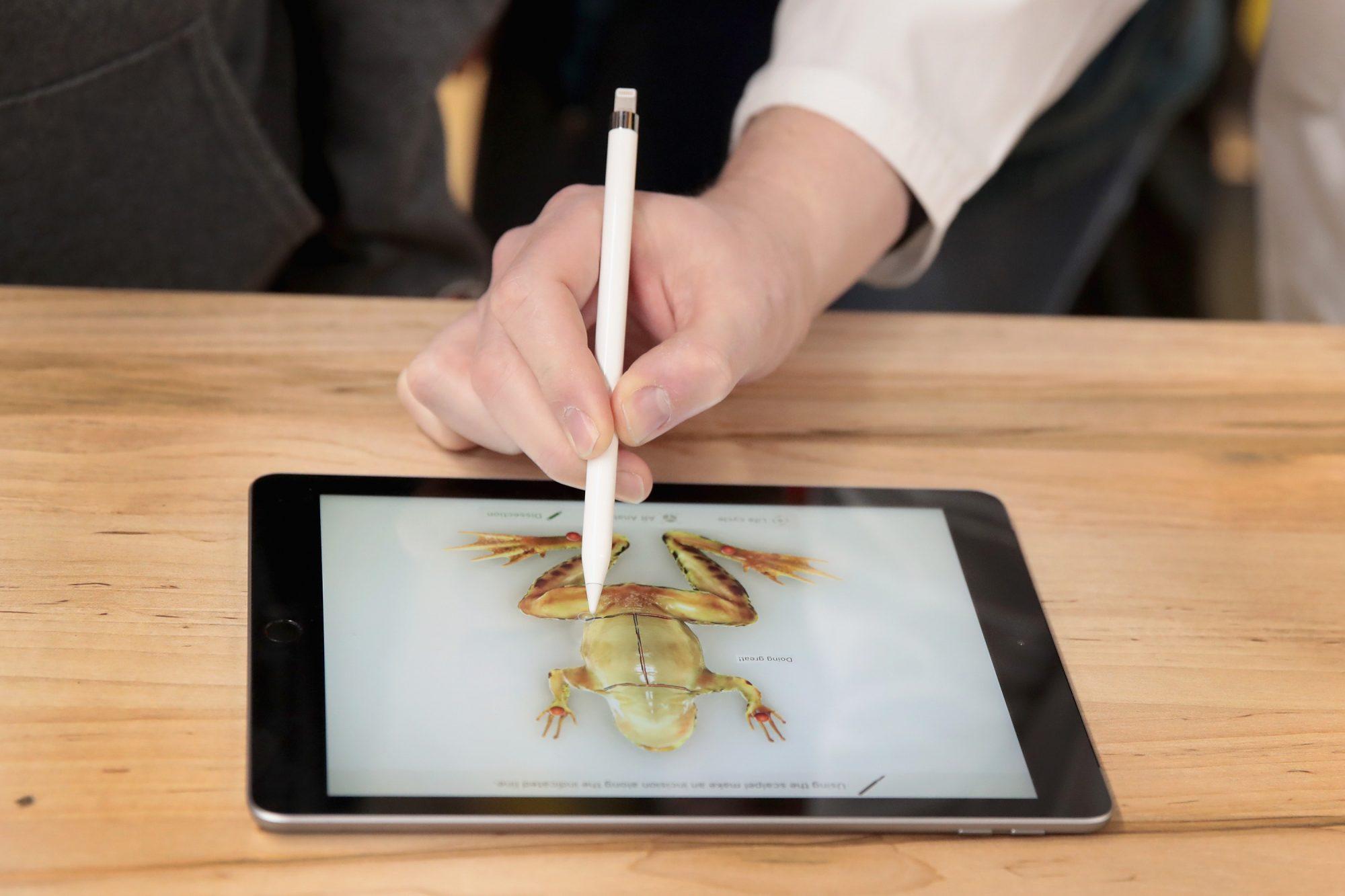 low-cost iPad