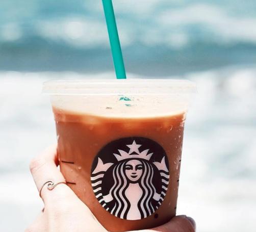 Image of Starbucks coffee