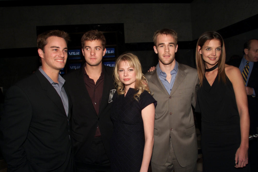 Dawson's Creek cast together