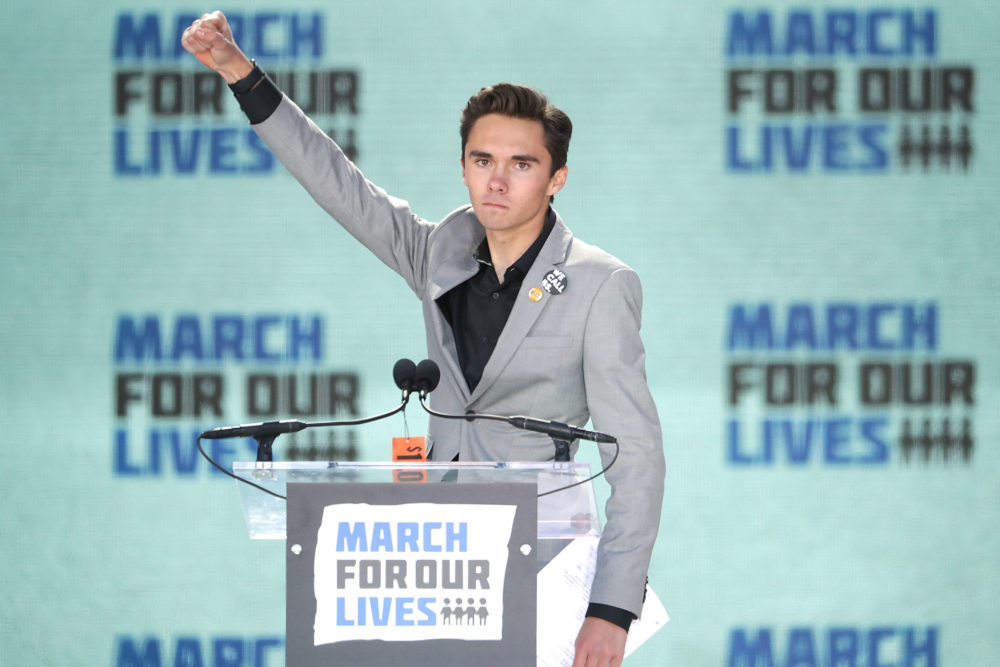 Image of David Hogg